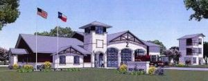 New Katy Fire Station