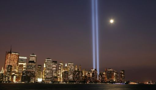 World Trade Center Memorial Night_Reuters